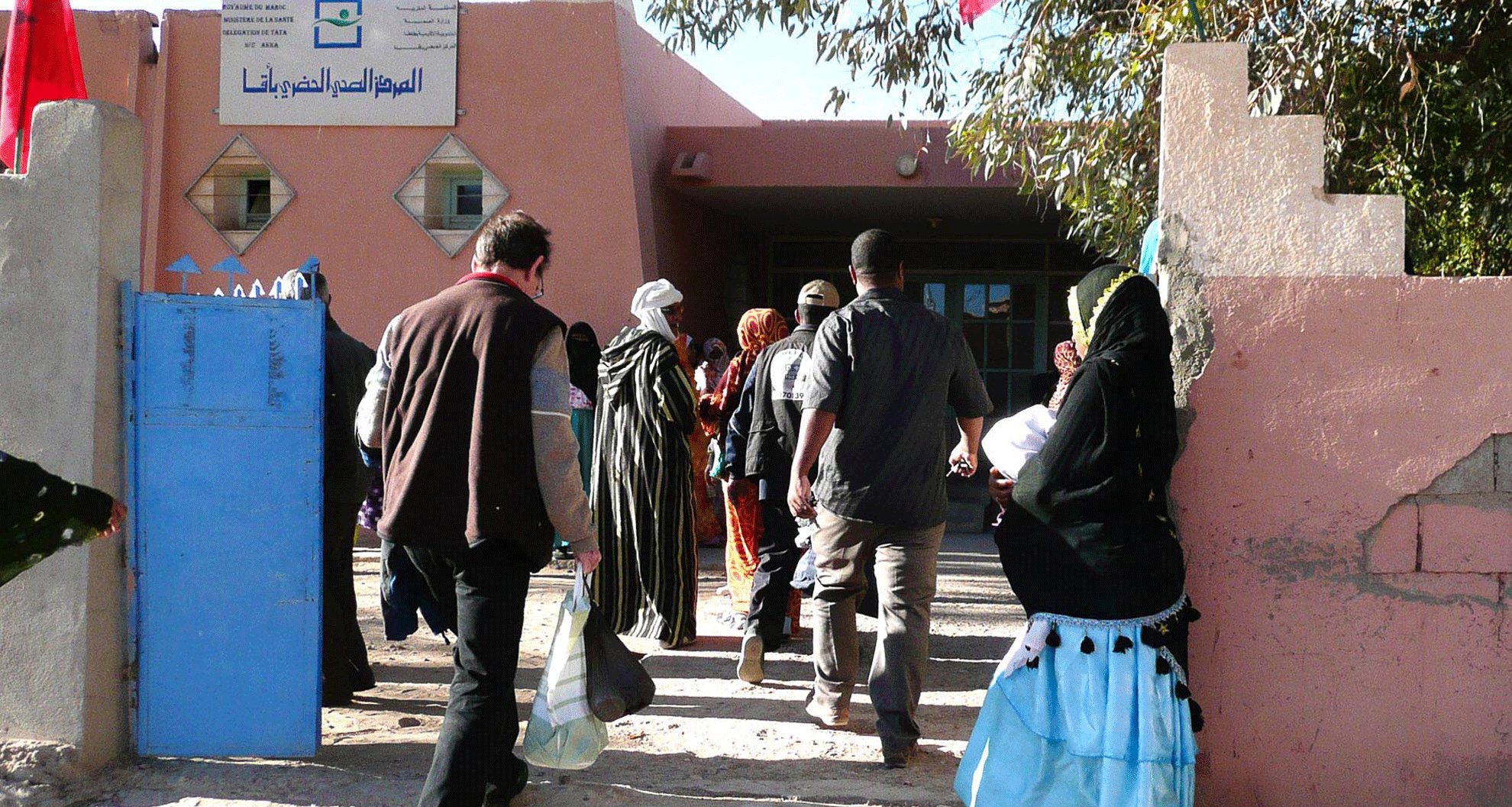 province de tata - sud du Maroc ©medic'art - KMS communication #lesaudacieux