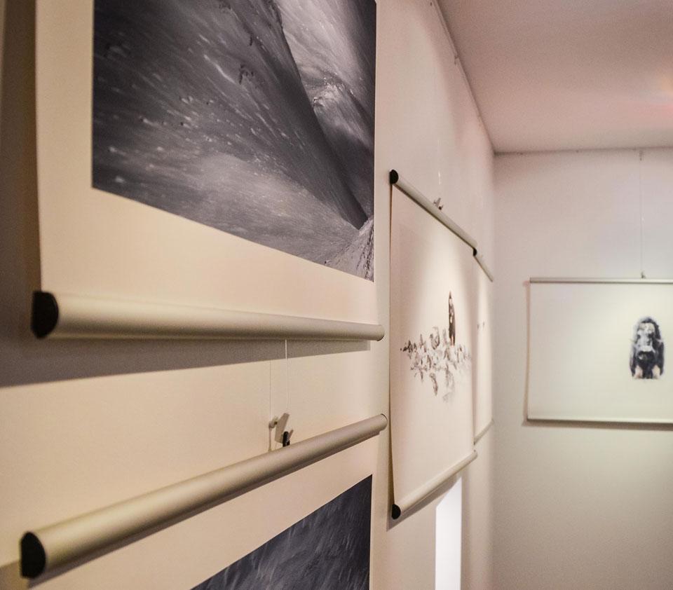 galerie d'art de Granges-sur-Vologne - photo KMS communication #lesaudacieux