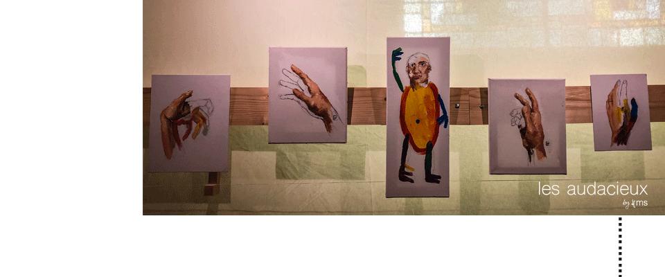 art contemporain ©kmscommunication #lesaudacieux