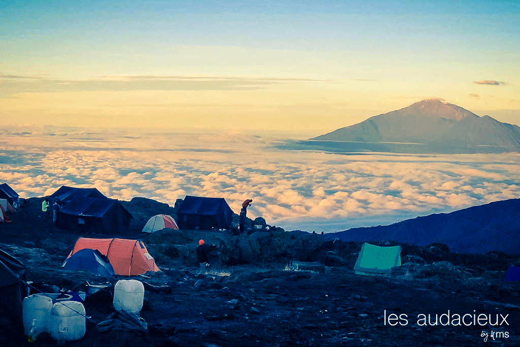 ascension du Kilimandjaro ©MagaliTenette #lesaudacieux