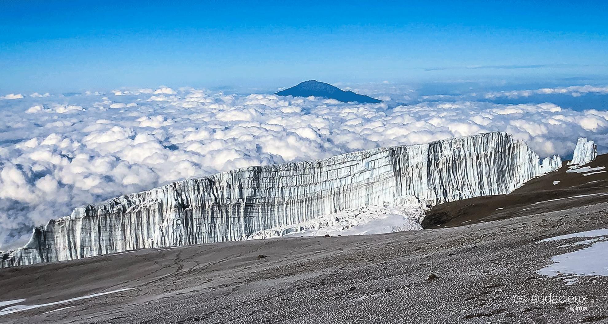 Kilimandjaro dépassement de soi