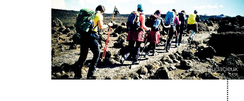 Ascension du Kilimandjaro photo ©magaliTenette pour lesAudaciueux