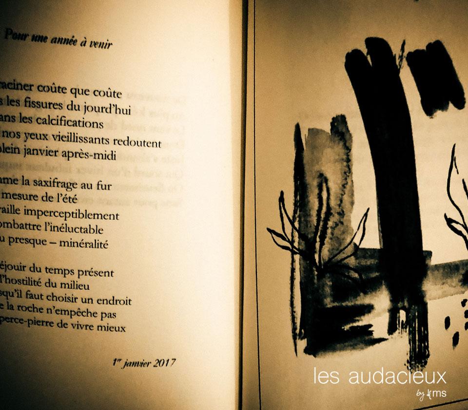 recueil poésie temps présent ©kmscommunication pour les Audacieux