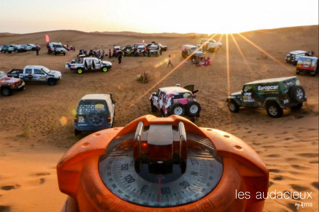 Rallye Aïcha des Gazelles - crédit photo : Rallye Aïcha des Gazelles #lesaudacieux