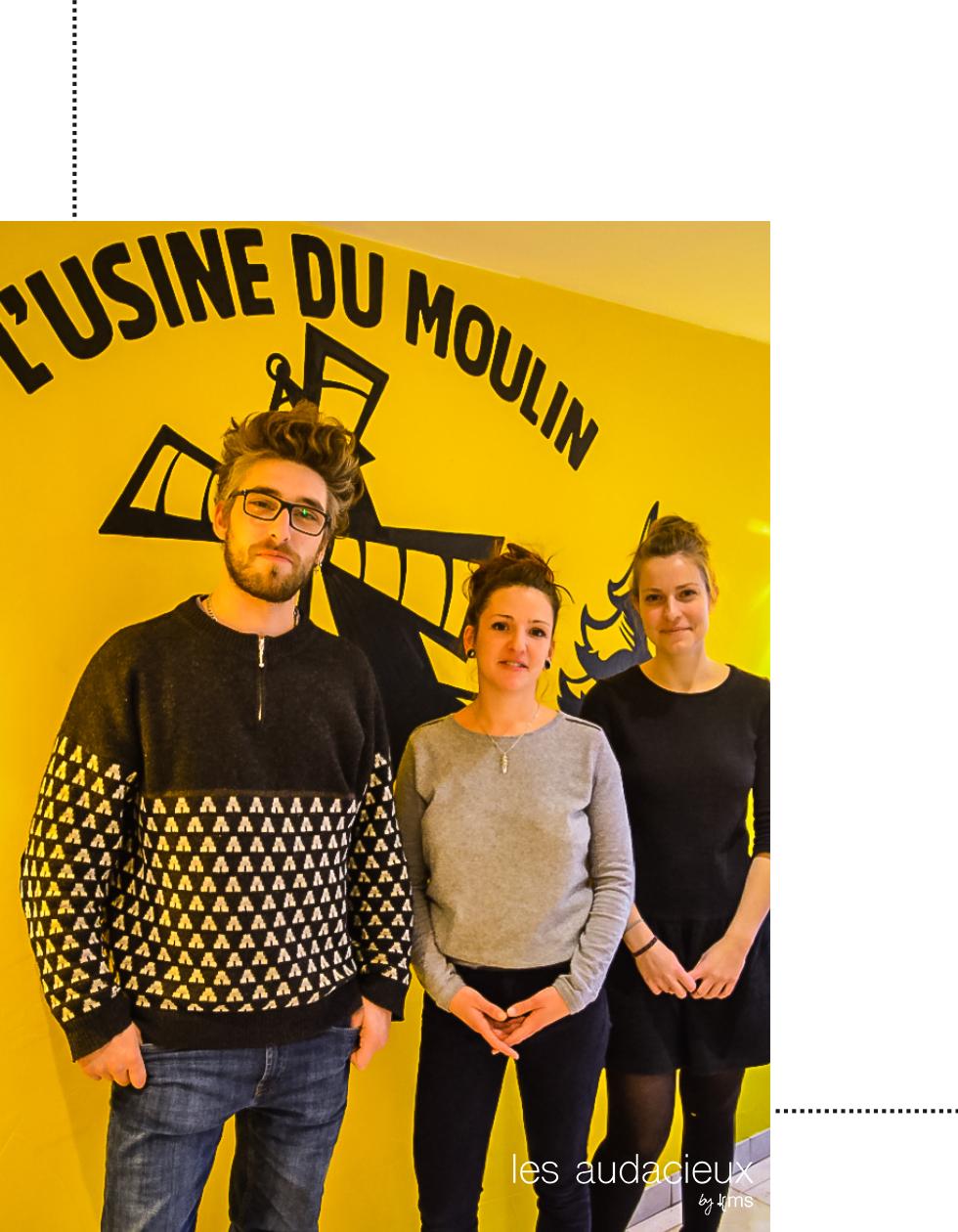 porteur du projet Usine du Moulin ©kmscommunication pour les Audacieux